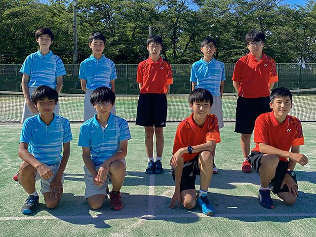 男子団体戦Aトーナメント第3位