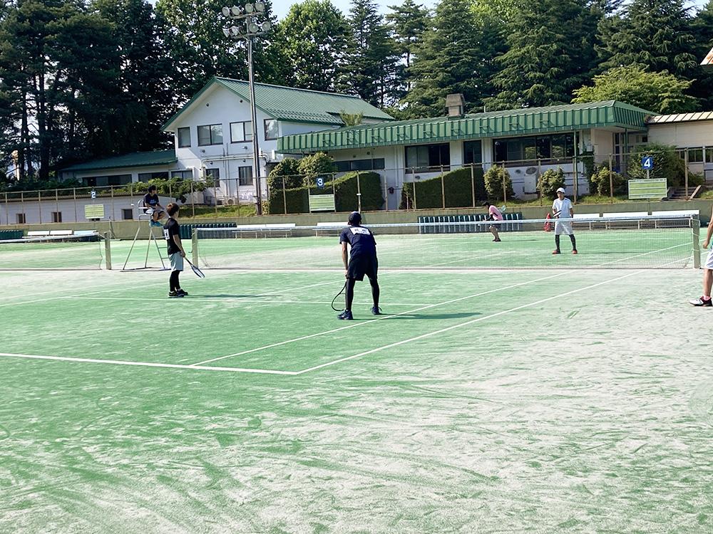 第26回盛岡市長杯ソフトテニス大会